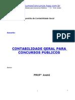 Contabilidade Geral Concursos