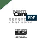 Barbados NemCare Health Insurance Census Data Quotation Form