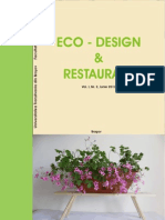 Eco-Design Si Restaurare Nr 2