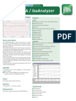 Flyer Training Ibapda Ibaanalyzer En