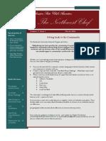 March Print Newsletter 2006