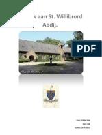 Abdij Verslag
