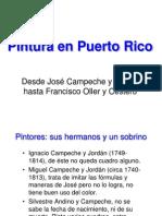 De Campeche a Oller - Pintura Puertorriqueña
