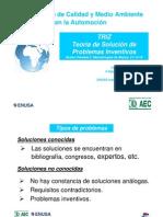 TRIZ.teoria de Solucion de Problemas Inventivos.metodologias de Mejora.2010