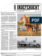 Faith Independent, August 14, 2013