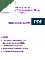 Introducción al Sistema de Posicionamiento Global (GPS)