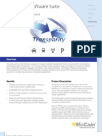 Transparity Software Suite
