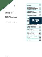 Gs Wincc v12 Professional EsES Es-ES