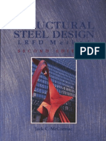 Structural Steel Design 2E by J. MacCormac