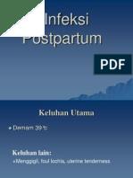 Infeksi Postpartum