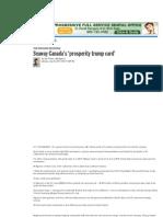 Seaway Canada's 'prosperity trump card' _ Welland Tribune