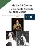 Novena Santa Teresita