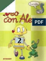 Cuaderno Leo Con Alex - JPR504 - 02