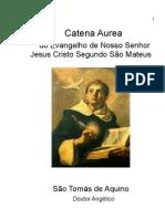 Catena Aurea Mateus Prologo