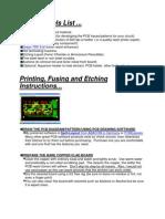 PCB Desighning