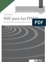 NIIF para microentidades, en español