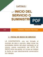 Administracion de Contrato Sintesis 2013