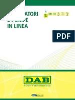 Catalog pompe DAB