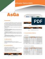 3.1 - Amplificador EDFA - Espanhol