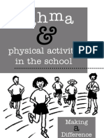 Asthma & Physical Activity in the School