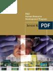 R&D Human Resource Development Program in Korea