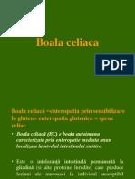 Boala Celiaca St