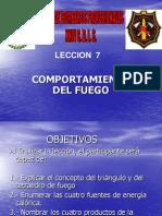 Curso de Bomberos Profesionales Comp. Del Fuego