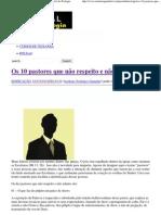 Os 10 pastores que não respeito e não admiro _ Portal da Teologia.pdf