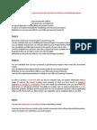 RAP Guidelines Brief