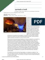 Brick-topia_ reinterpretando a Gaudí _ Cataluña _ EL PAÍS