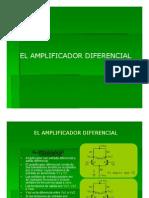 Tema 7_el Amplificador Diferencial