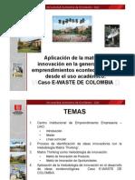 Matrix LaSalle PresentacionRicardoLopez