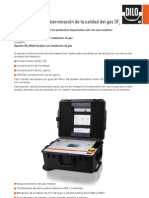 SF6 Multi Analyser 3 038 R... ES