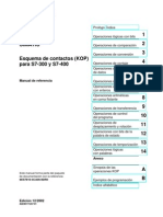 Diagrama de Contacto KOP