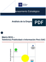Analisis Empresa I
