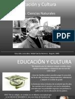 Educacion y Cultura