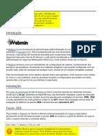 Usando Webmin