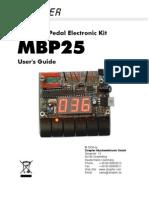 MBP25 Manual