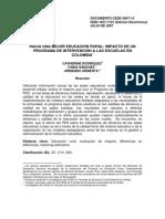 c2b2Impacto Del PER Documento CEDE 2007-13