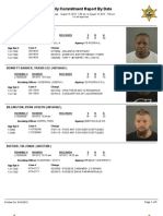 Peoria County booking sheet 08/14/13