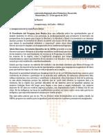 Anotaciones #CRPD2013 - 3