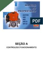 Manual do proprietário Agrale M93
