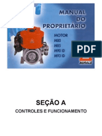 Manual do proprietário Agrale M93