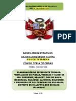 Bases Sillapata