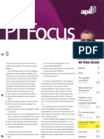 PI Focus - July 2012