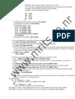 6513292 Mrits Unix and Shell Programming Lab Manual for 2nd Year BTech JNTU L Ramkumar MRITS