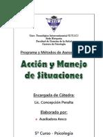 Acción y Manejo de situaciones1