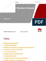 Configuacion Routers 3g Huawei