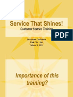 Service That Shines