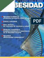 Revista Obesidad Vol 5 N°2 - 2008